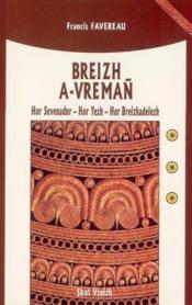 Breizh A-Vreman - Couverture - Format classique
