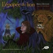 L'épopée du lion - Couverture - Format classique