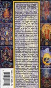 Le tarot de l'ange liberté ; des ténèbres à la lumière - 4ème de couverture - Format classique
