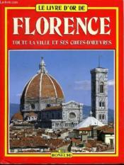 Livre d'or ; florence - Couverture - Format classique