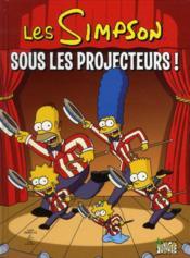 Les Simpson t.13 ; sous les projecteurs - Couverture - Format classique