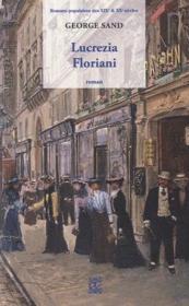 Lucrezia floriani - Couverture - Format classique