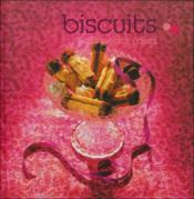 Biscuits et petits fours - Couverture - Format classique