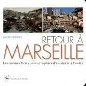 Retour à Marseille - Couverture - Format classique