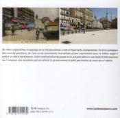 Retour à Marseille - 4ème de couverture - Format classique