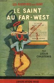 Le Saint Au Far - West. Les Aventures Du Saint N° 20. - Couverture - Format classique
