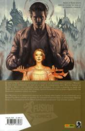 Angel et Faith t.3 ; réunion de famille - 4ème de couverture - Format classique
