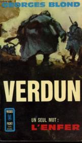 Verdun - Couverture - Format classique