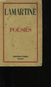 Poesies. - Couverture - Format classique