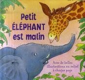 Petit éléphant est malin - Intérieur - Format classique