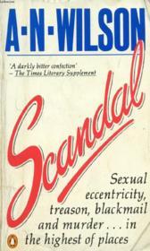 Scandal, Or Priscilla'S Kindness - Couverture - Format classique