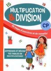 JE REUSSIS ; multiplication et division ; CP - Couverture - Format classique