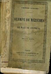 Olympe De Mezieres Le Mari De Delphine / 2e Edition. - Couverture - Format classique