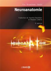 Neuroanatomie (5e édition) - Couverture - Format classique