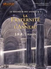 Le seigneur des anneaux T.1 ; la fraternité de l'anneau - Couverture - Format classique