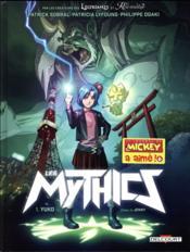Les Mythics T.1 ; yuko - Couverture - Format classique