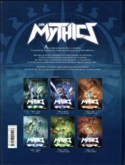 Les Mythics T.1 ; yuko - 4ème de couverture - Format classique