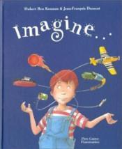 Imagine... - Couverture - Format classique
