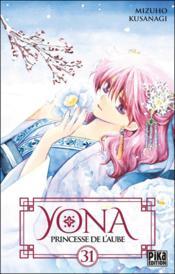 Yona, princesse de l'aube T.31 - Couverture - Format classique