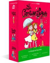 Coffret comtesse de Ségur ; la trilogie de fleurville - Couverture - Format classique