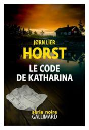 Le code de Katharina - Couverture - Format classique