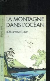 La montagne dans l'océan ; méditation et compassion dans le bouddhisme et le christianisme - Couverture - Format classique