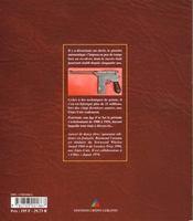 Les pistolets automatiques etrangers - 4ème de couverture - Format classique