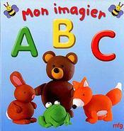 Mon imagier a.b.c. - Intérieur - Format classique