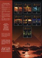 L'histoire secrète ; COFFRET ; t.7 - 4ème de couverture - Format classique