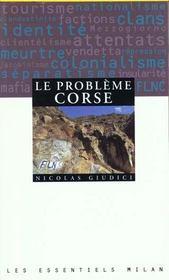 Le Probleme Corse - Intérieur - Format classique