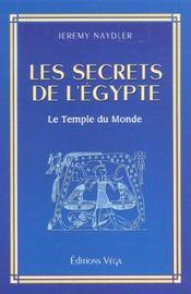Secrets De L'Egypte (Les) - Intérieur - Format classique