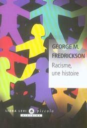 Racisme, une histoire - Intérieur - Format classique