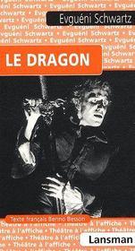 Le dragon - Couverture - Format classique