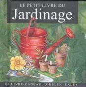 Petit Livre Du Jardinage - Intérieur - Format classique