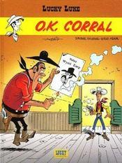 Lucky Luke T.66 ; O.K. Corral - Intérieur - Format classique