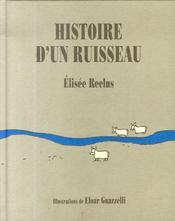 Histoire d'un ruisseau - Intérieur - Format classique