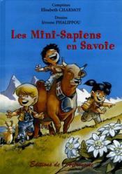 Les mini-sapiens en Savoie - Couverture - Format classique
