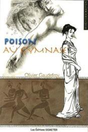 Poison au gymnase - Couverture - Format classique