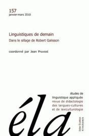 Revue Ela N.157 - Couverture - Format classique