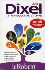Dictionnaire Dixel (édition 2011) - Couverture - Format classique
