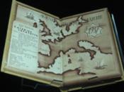 Agenda Galeries Lafayette 1937 - Couverture - Format classique
