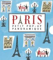 Petit pop-up panoramique t.1 ; Paris - Couverture - Format classique
