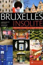Bruxelles insolite - Couverture - Format classique