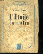 L Etoile Du Matin. - Couverture - Format classique