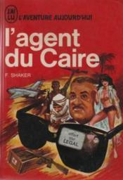 L'agent du Caire - Couverture - Format classique