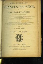 Nuevo Diccionario Frances-Espanol Y Espanol-Frances - Couverture - Format classique