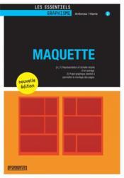 Maquette (2e édition) - Couverture - Format classique