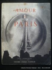 Amour de Paris - Couverture - Format classique