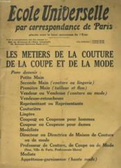 Ecole Universelle Par Correspondance De Paris - Couverture - Format classique