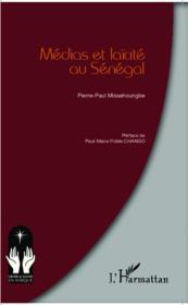 Médias et laïcité au Sénégal - Couverture - Format classique